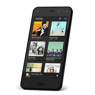 Amazon presents first company smartphone