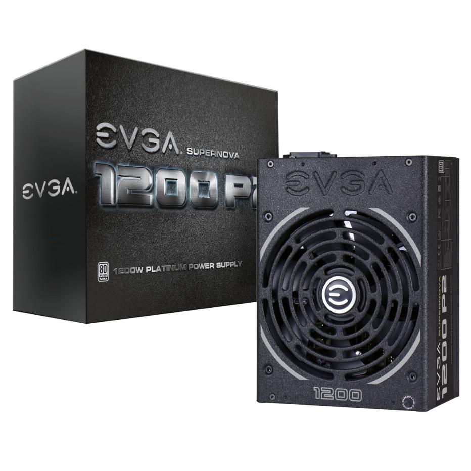 EVGA prepares new 1200W PSU