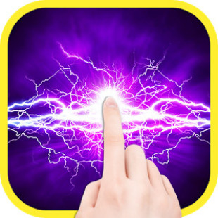 Electric Shock Screen Touch