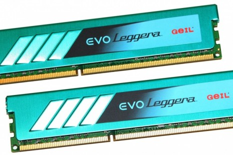 GeIL offers updated DDR3 memory modules