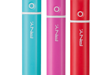 PNY offers Fancy portable batteries