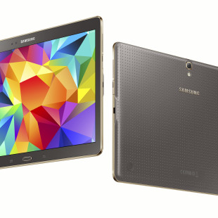 Samsung debuts Galaxy Tab S tablets