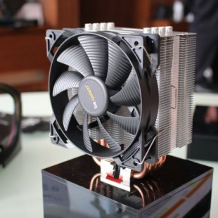 be quiet! presents Pure Rock CPU cooler