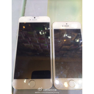 First photos of iPhone 6 leaked online