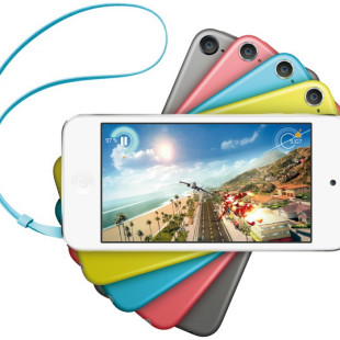 Apple updates iPod Touch line