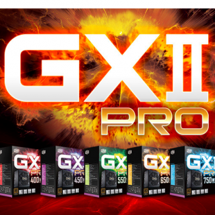 Cooler Master introduces GXII Pro power supply units