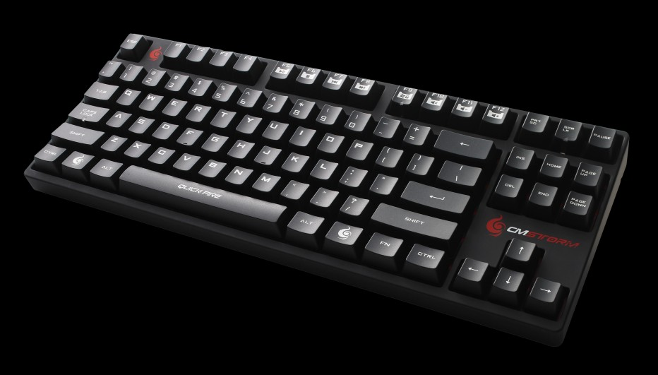 Cooler Master treats you with new keyboards, mouse