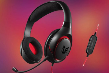 Creative offers SB Inferno gaming headphones