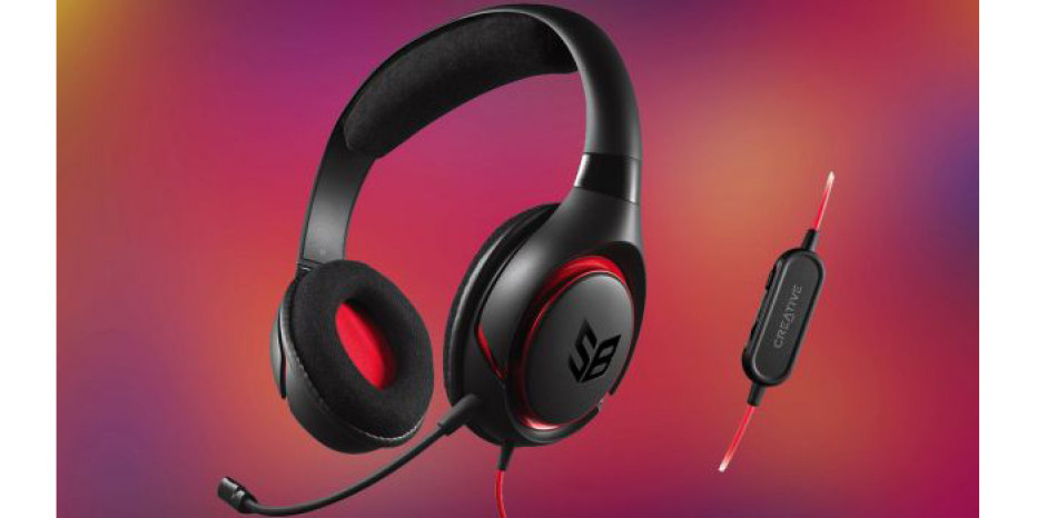 Creative offers SB Inferno gaming headphones