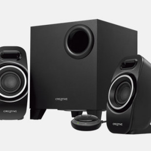 Creative offers 2.1 wireless speaker system