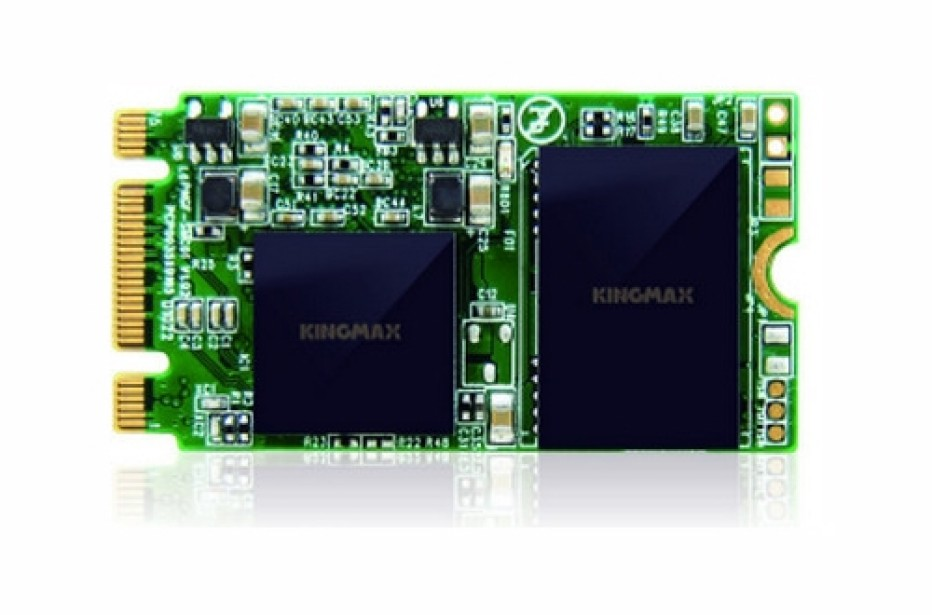 Kingmax presents two new M.2 solid-state drives