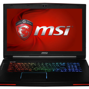 MSI debuts GT72 Dominator Pro gaming notebook