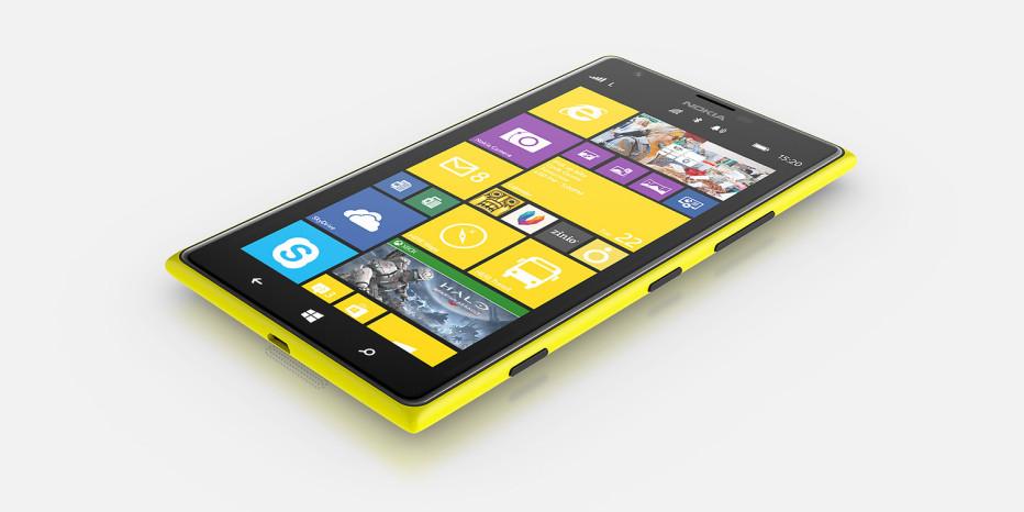 Nokia Lumia 1525 smartphone is on the way