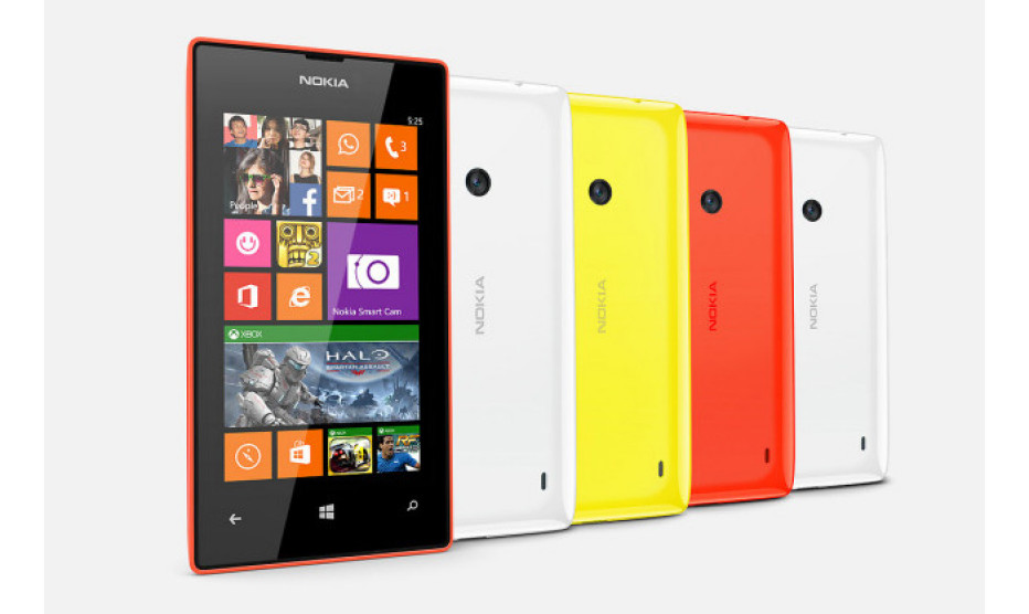 Microsoft presents Lumia 530 smartphone