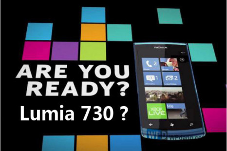 First information on Nokia Lumia 730 smartphone