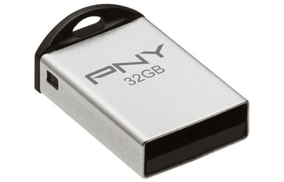 PNY offers coin-sized flash drive