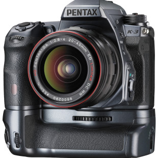 Ricoh announces special Pentax K-3 Prestige Edition camera