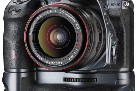 Ricoh announces special Pentax K-3 Prestige Edition camera