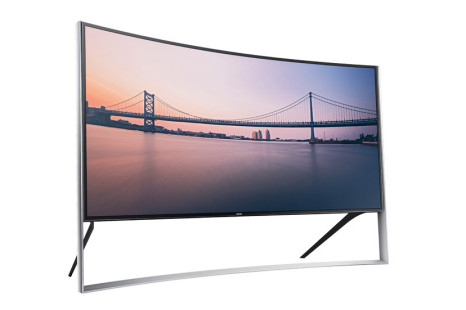Samsung releases monstrous UHD TV set