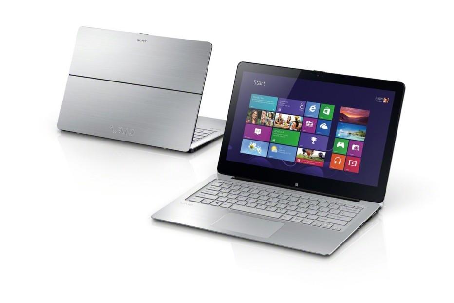 Sony recalls VAIO laptops