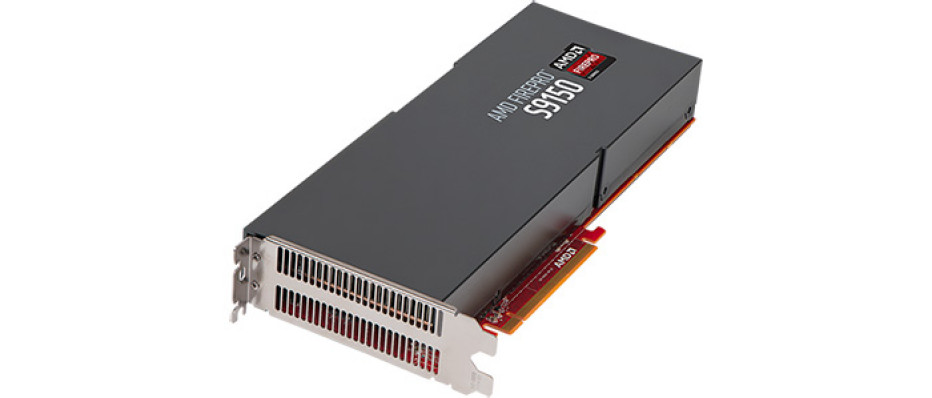 AMD has two new server 3D accelerators