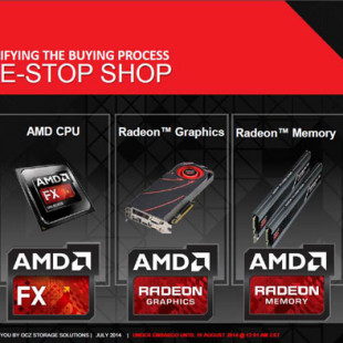 AMD plans Radeon R7 solid-state drives
