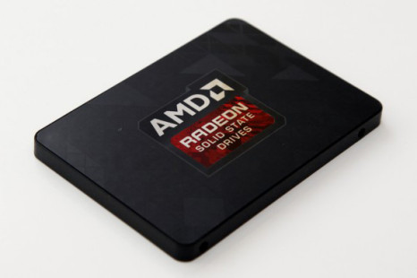 AMD starts sales of Radeon R7 solid-state drives