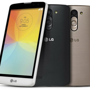 LG presents two budget smartphones