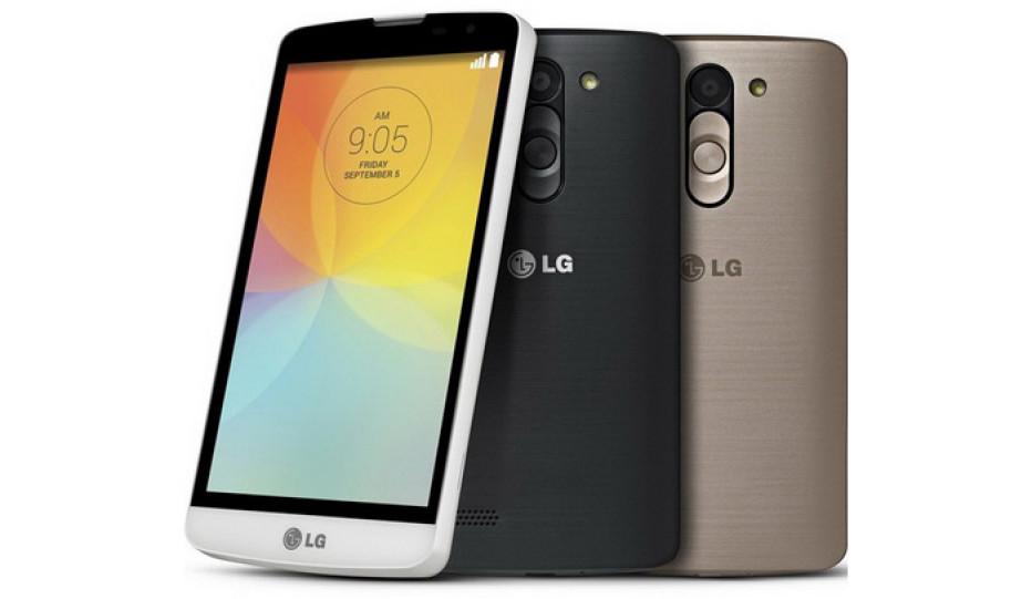 LG presents two budget smartphones