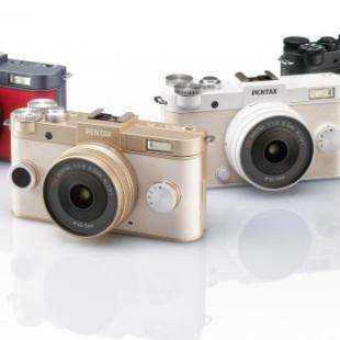 Ricoh releases Pentax Q-S1 digital camera