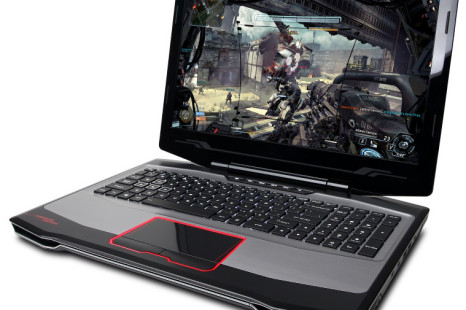 CyberPowerPC to sell Raven X6 gaming notebook