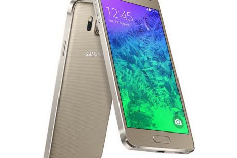 Samsung presents Galaxy Alpha smartphone