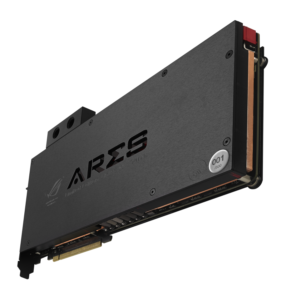 ASUS presents ARES III video card