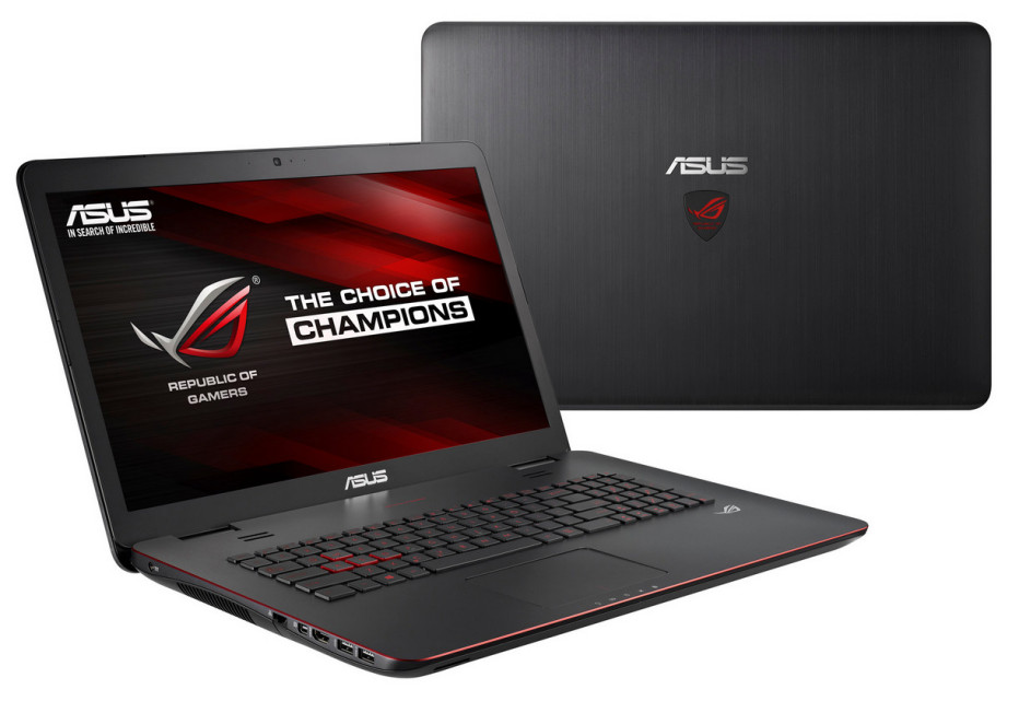 ASUS announces new gaming notebooks
