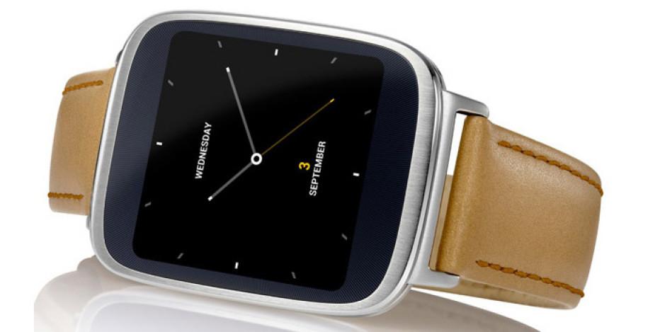 ASUS presents ZenWatch smartwatch