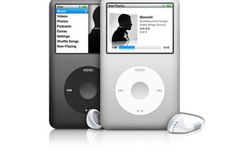 Apple stops sales of iPod classic