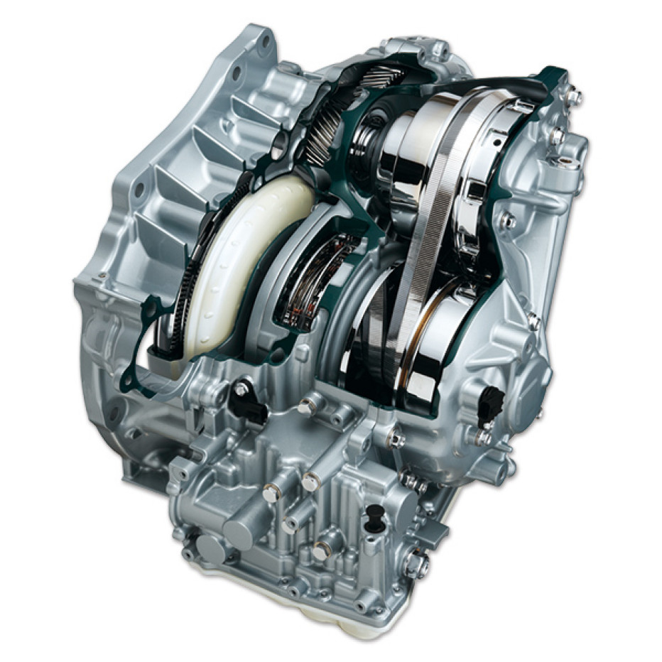Transmission Problem: Continuously Variable Transmissions