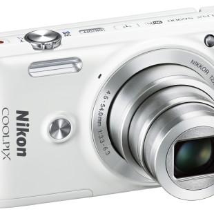 Nikon presents Coolpix S6900 digital camera