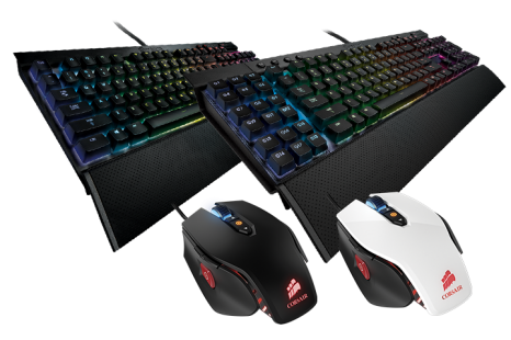Corsair releases new gaming gear and more