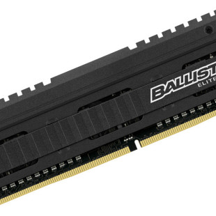 Crucial debuts regular and Ballistix Sport DDR4 memory