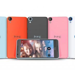 HTC debuts Desire 820 smartphone