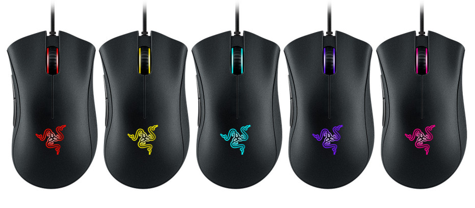 Razer releases DeathAdder Chroma gaming mouse