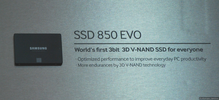 More on Samsung SSD 850 Evo