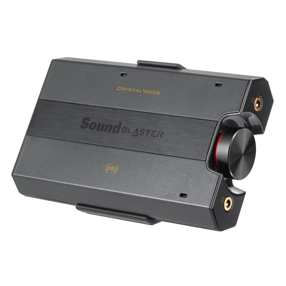 Creative to release Sound Blaster E5 external sound card