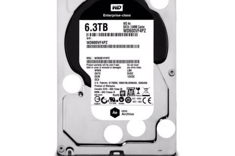 Western Digital presents progressive-capacity hard drives