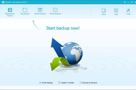 EaseUS Todo Backup Server