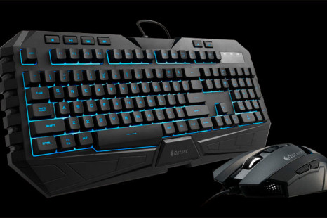 Cooler Master presents Storm Octane keyboard and mouse combo