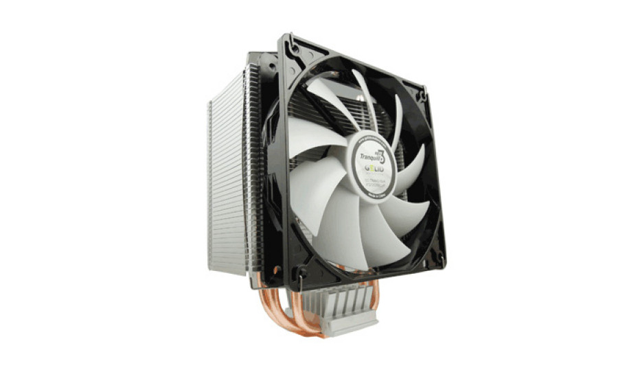 Gelid presents Tranqillo rev3 CPU cooler