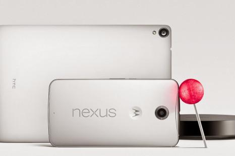 Google announces Nexus 6