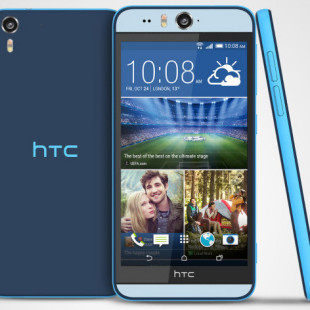 HTC launches Desire EYE smartphone